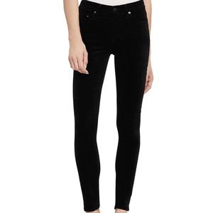 Citizens of Humanity Rocket high-rise skinny black